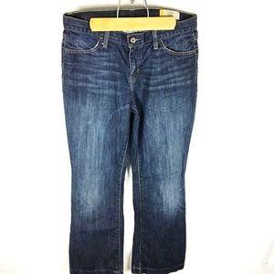 Gap (A3-01) Women's Sz 10R Blue Jeans